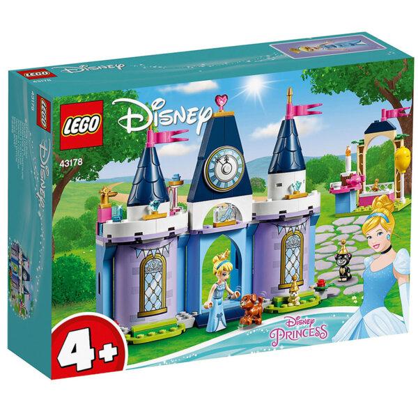 Lego 43178 Disney Princess Празненството в замъка на Пепеляшка