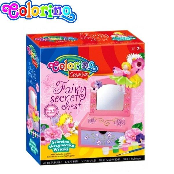 Colorino Кутия за бижута с фея 34241