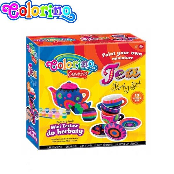 Colorino Creative Комплект за чай за оцветяване 34234