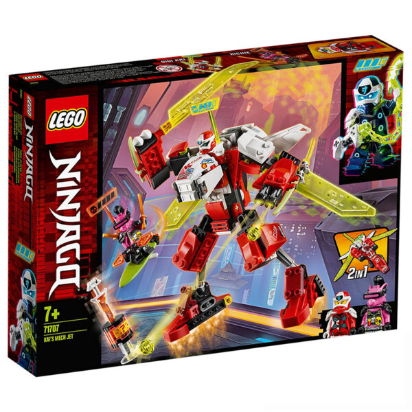 Lego 71707 Ninjago Летящият робот на Kai