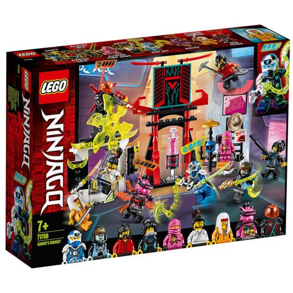 Lego 71708 Ninjago Геймърски пазар