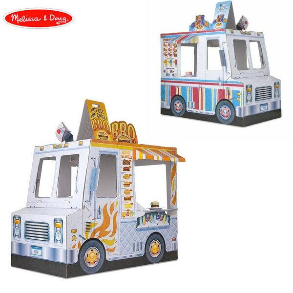 Melissa&Doug Камион магазин за храна 2в1 15510