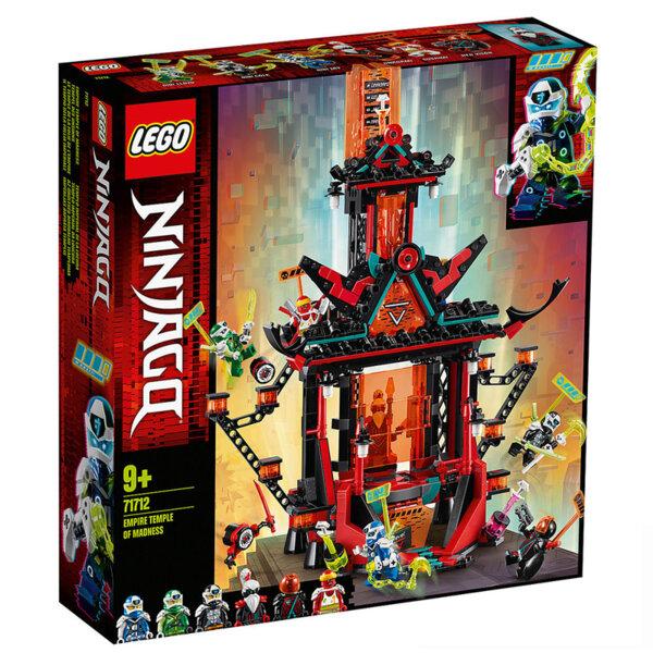 Lego 71712 Ninjago Имперския храм на лудостта
