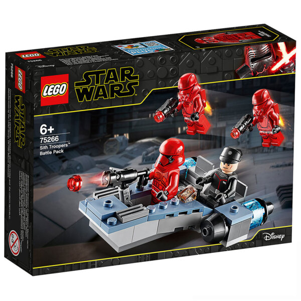 Lego 75266 Star Wars Боен пакет Sith Troopers™