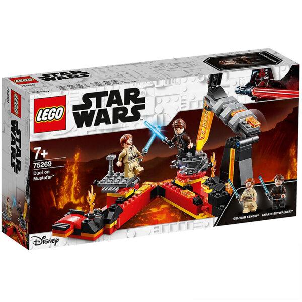 Lego 75269 Star Wars Дуел на Mustafar™