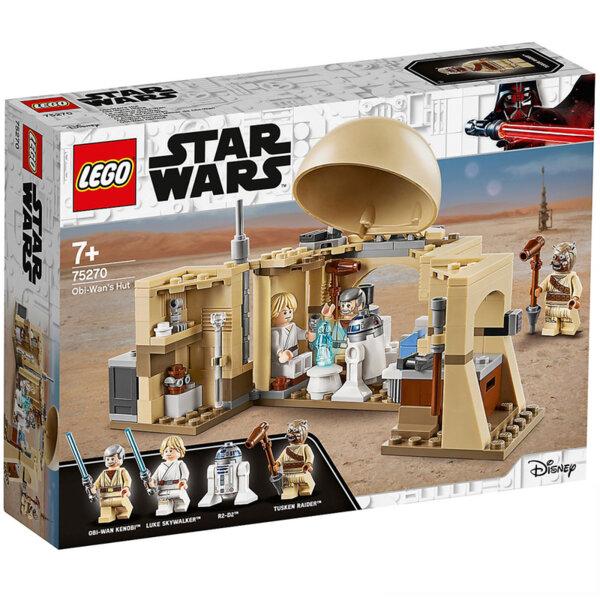 Lego 75270 Star Wars Колибата на Obi-Wan