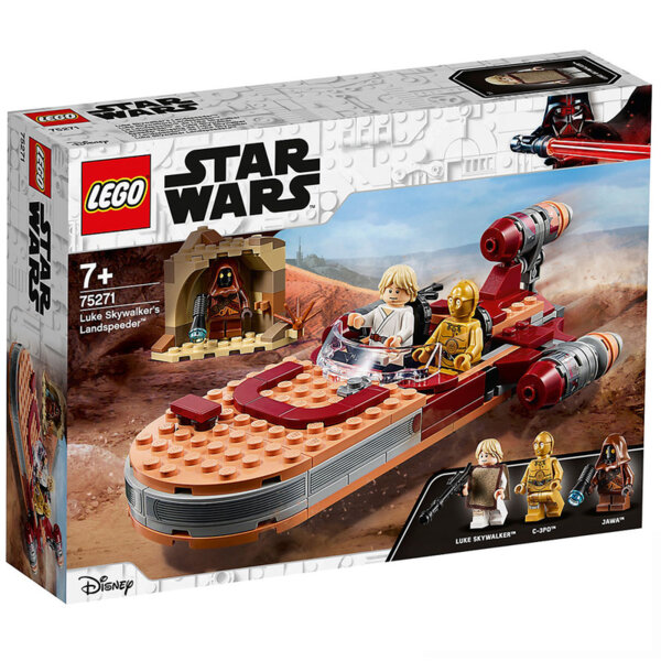 Lego 75271 Star Wars Luke Skywalker's Landspeeder™