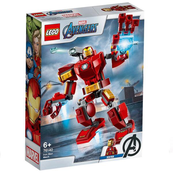 Lego 76140 Super Heroes Marvel Avengers Iron Man