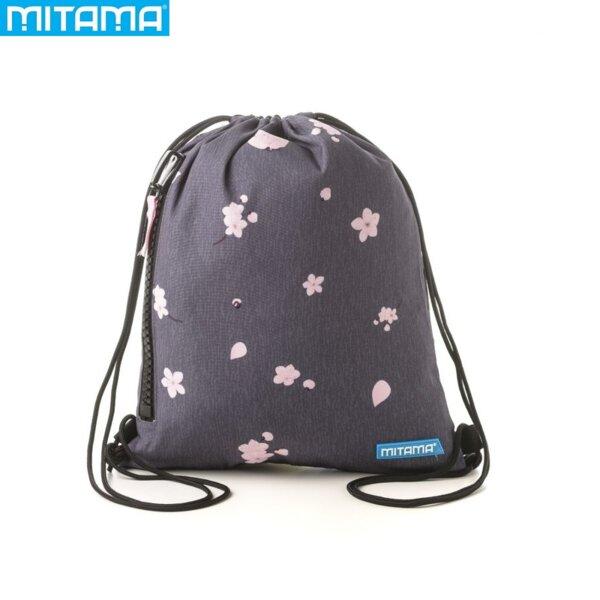 Mitama Спортна торба с цип Flower 63351