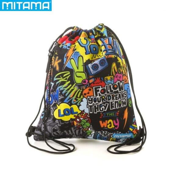 Mitama Спортна торба с цип Myrales 63357