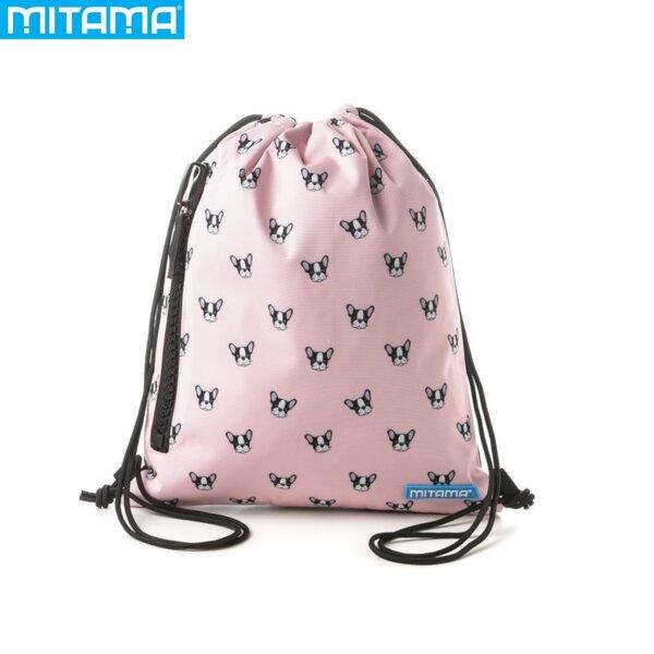 Mitama Спортна торба с цип Pink Dog 63350