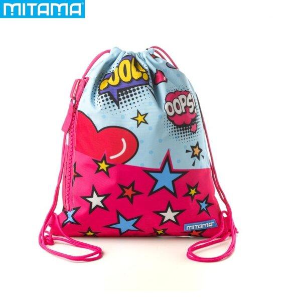 Mitama Спортна торба с цип Pop Art 2 63352