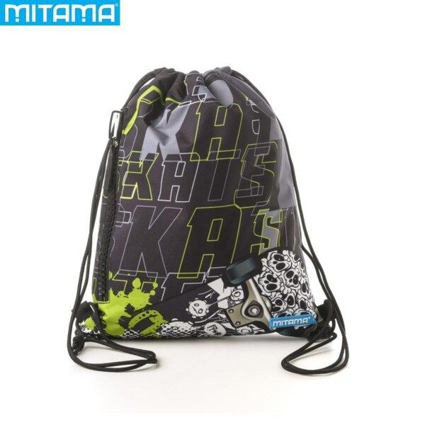 Mitama Спортна торба с цип Skate 63356