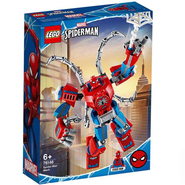 Lego 76146 Super Heroes Spider-Man Mech