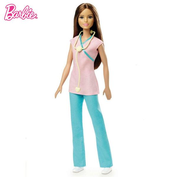 Barbie Кукла Барби медицинска сестра FWK89