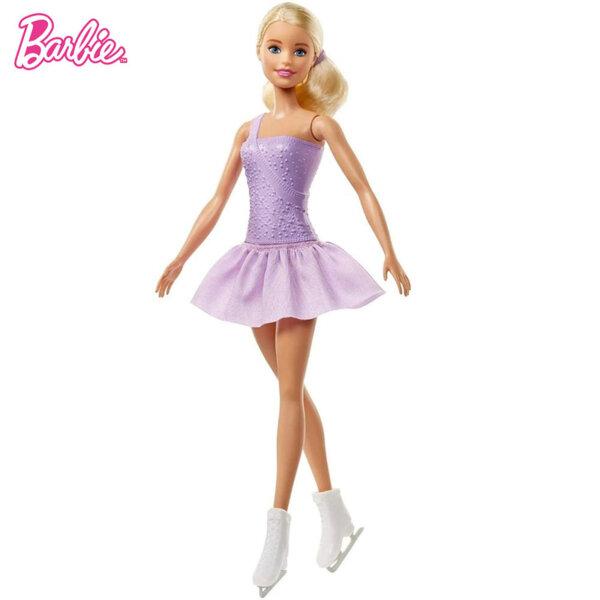 Barbie Кукла Барби фигуристка FWK89