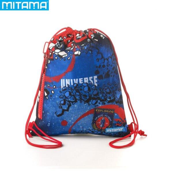 Mitama Спортна торба с цип Spase 63358