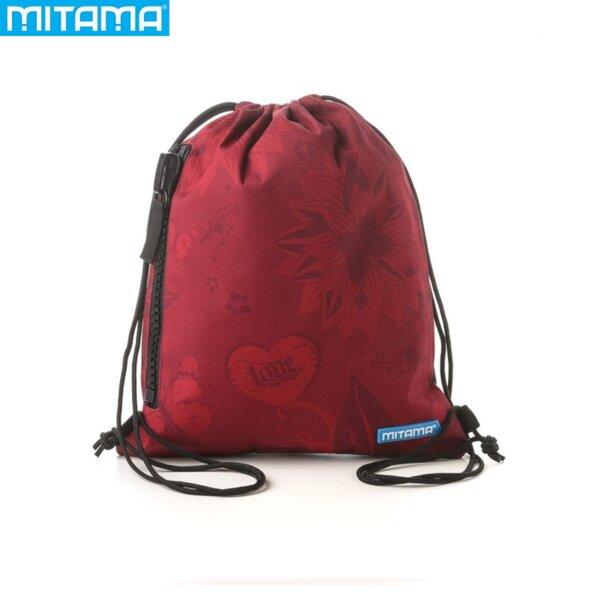Mitama Спортна торба с цип Stylish 63348