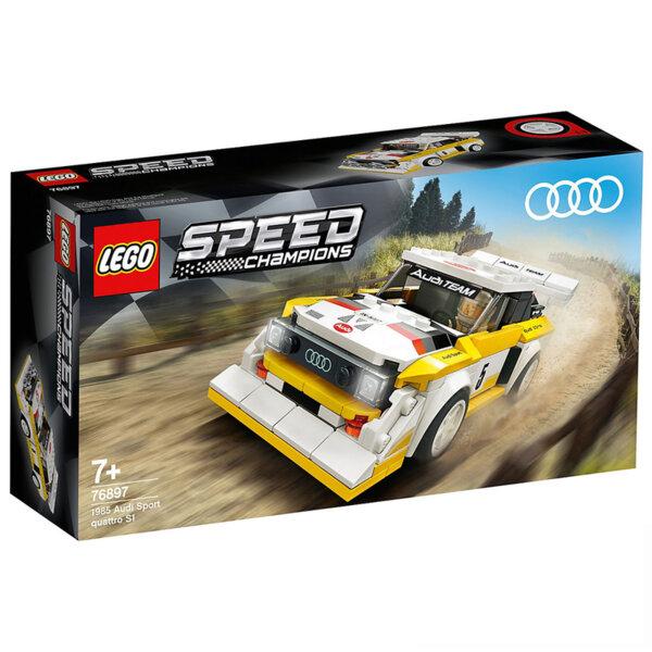 Lego 76897 Speed Champions Audi Sport quattro S1