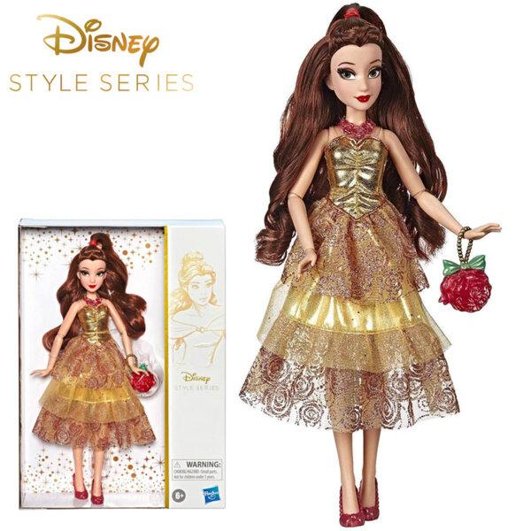 Disney Princess Style Series Кукла Бел съвременен стил Е8395