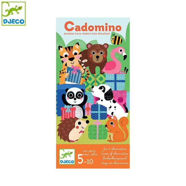 Djeco Детска игра Cadomino DJ08549