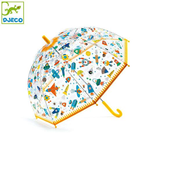 Djeco Детски чадър Space DD04707