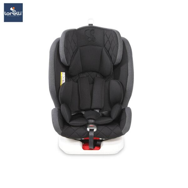 Lorelli - Столче за кола ROTO ISOFIX BLACK 10071272001