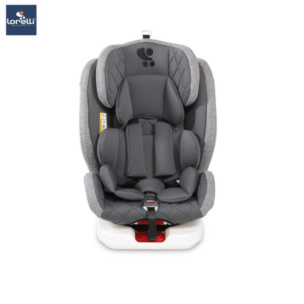 Lorelli - Столче за кола ROTO ISOFIX GREY 10071272003