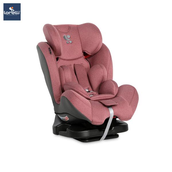Lorelli - Столче за кола MERCURY ROSE&GREY 10071322001