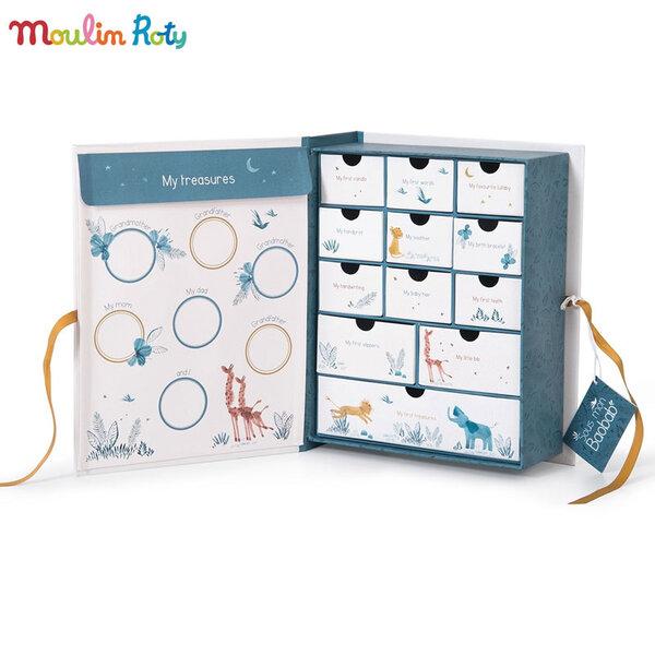 Moulin Roty Кутия за сувенири и спомени 669109