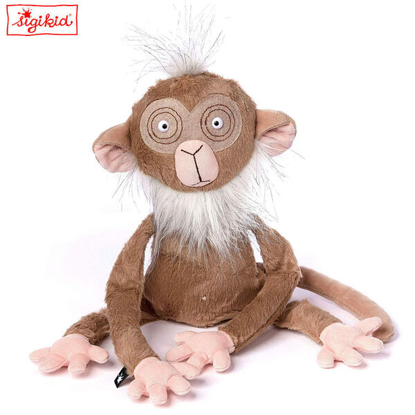 Sigikid Плюшено чудовище маймунката Mama Makaka 39118
