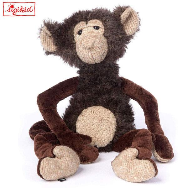 Sigikid Плюшено чудовище маймунката Uncle Jungle 39132