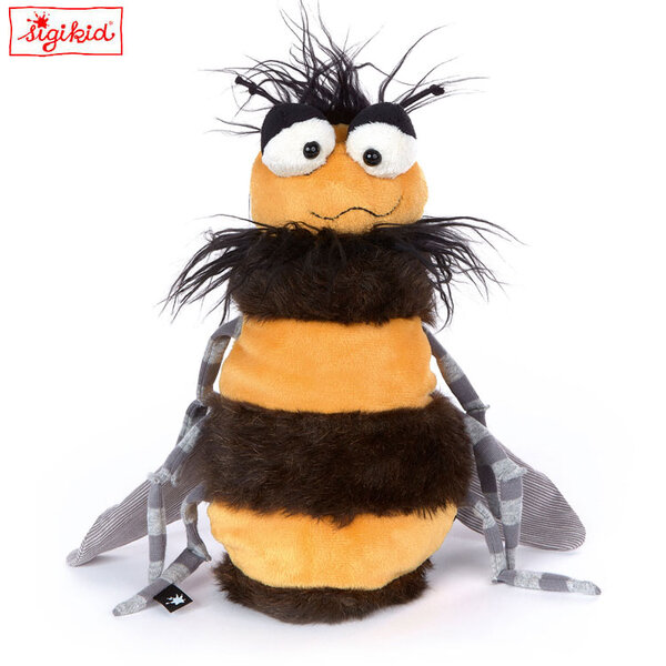 Sigikid Плюшено чудовище осата Weh Weh Wasp 39198