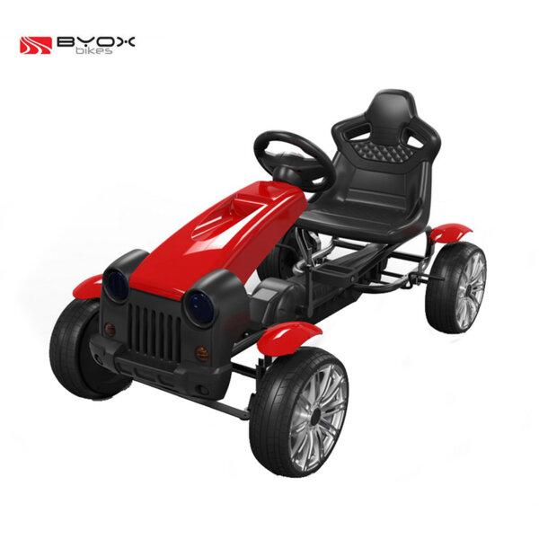 Byox Bikes Детска картинг кола Matador HC-002 червен 107628