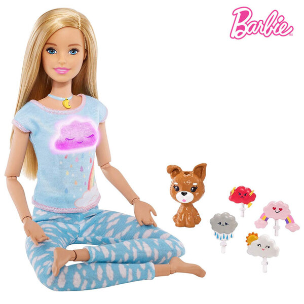 Barbie Wellness Кукла Барби Йога GNK01