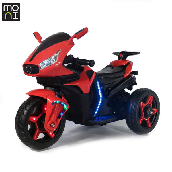 Moni Акумулаторен мотор Shadow 6688 червен 107169