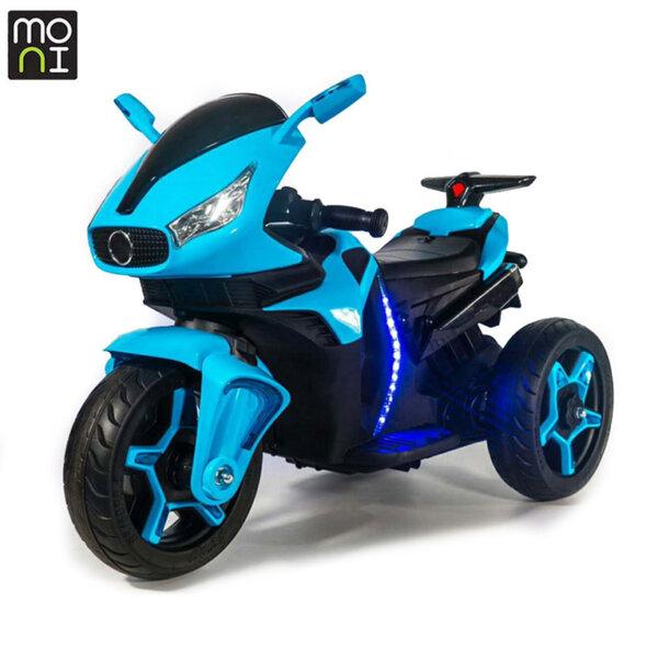 Moni Акумулаторен мотор Shadow 6688 син 107167
