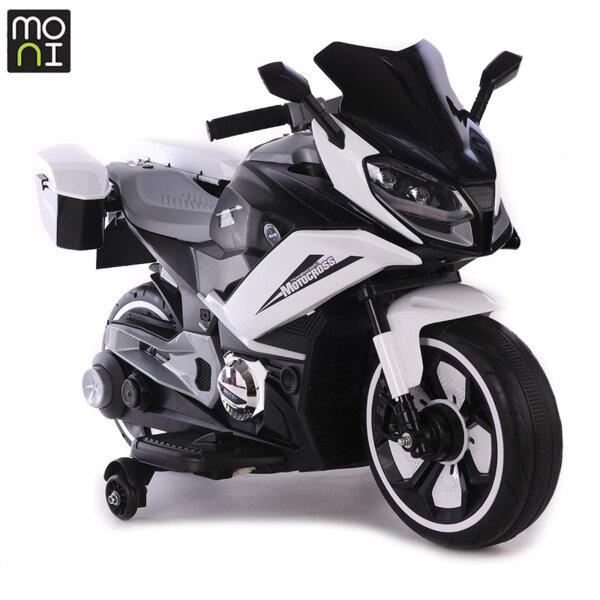 Moni Акумулаторен мотор Nepal бял 107550
