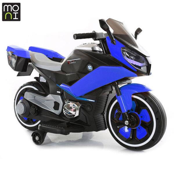 Moni Акумулаторен мотор Nepal син 107551