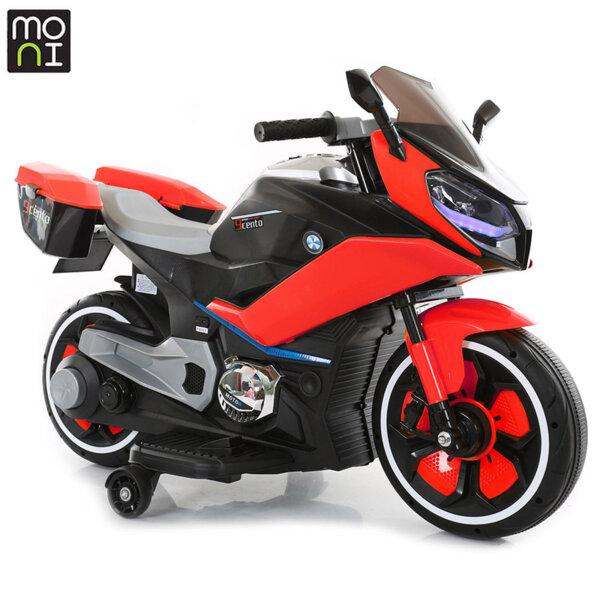 Moni Акумулаторен мотор Nepal червен 107552