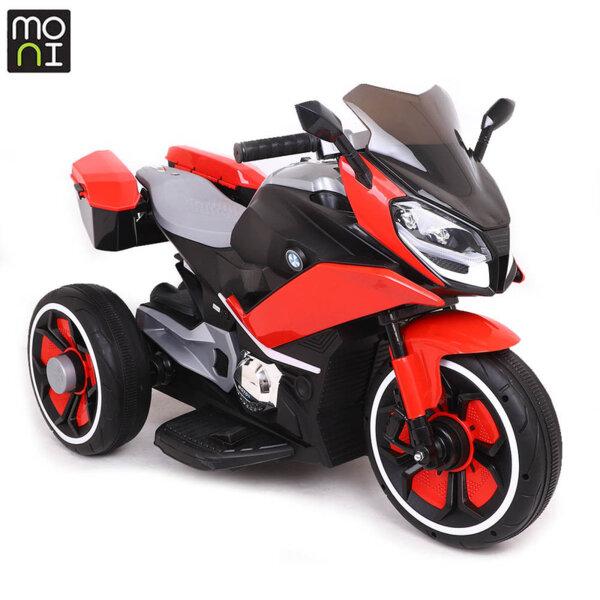 Moni Акумулаторен мотор Cairo червен 107555