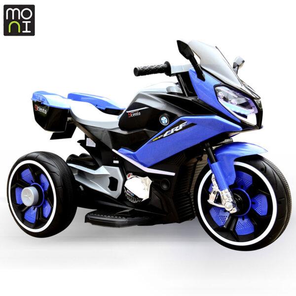 Moni Акумулаторен мотор Cairo син 107553
