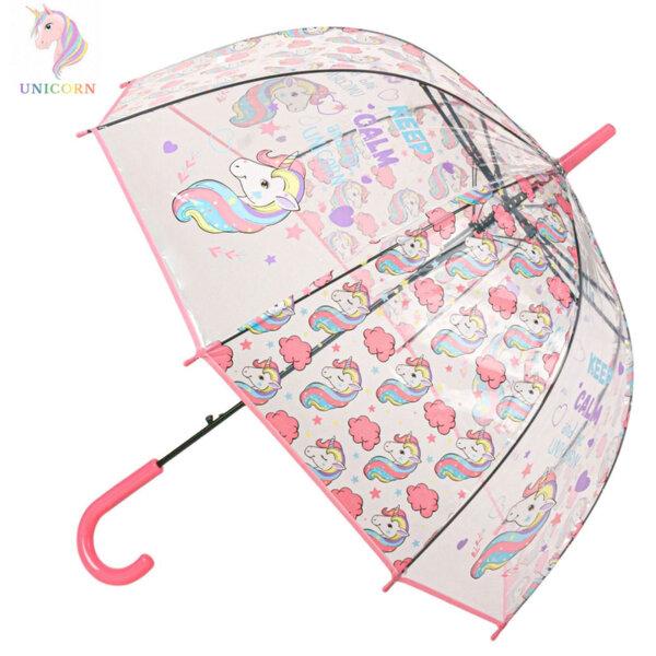 Unicorn Детско чадърче Еднорог 0603