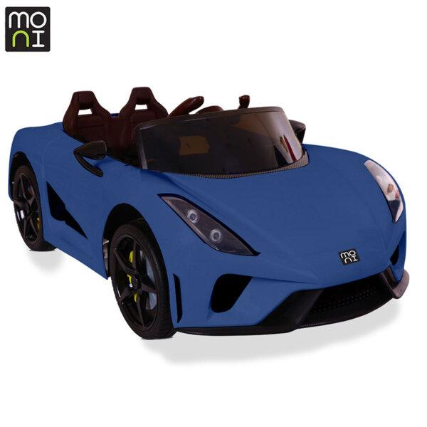 Moni Акумулаторна кола Famous синя 107158