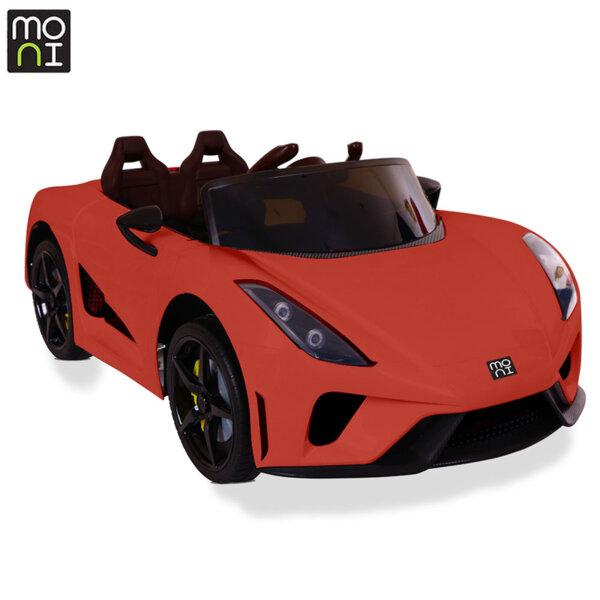 Moni Акумулаторна кола Famous червена 107159