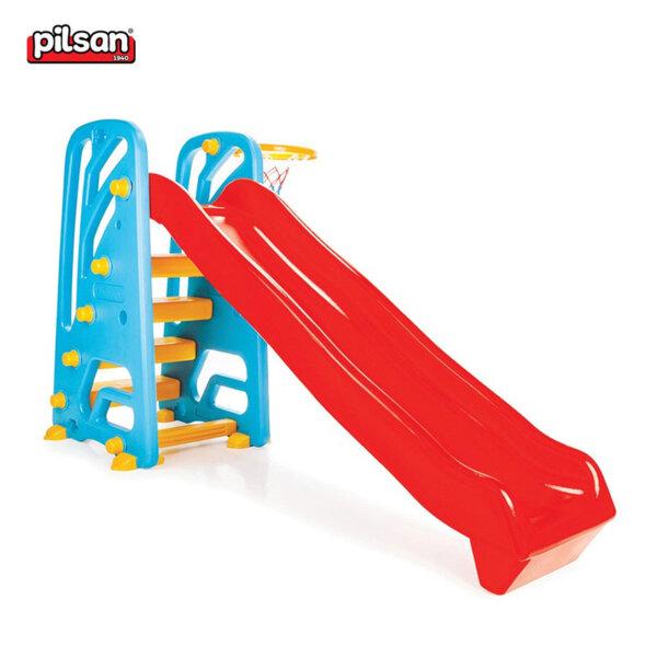 Pilsan Пързалка с баскетболен кош 06142