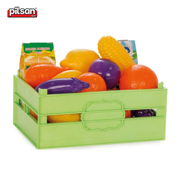 Pilsan Хранителни продукти в щайга 06037