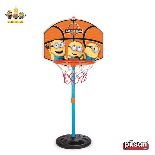 Pilsan Баскетболен кош на стойка Миньони 03467