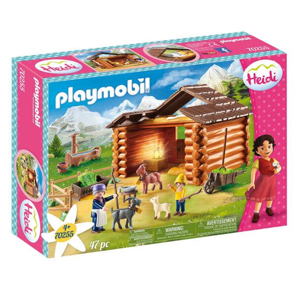 Playmobil Heidi Хайди Петър и козите 70255