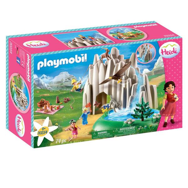Playmobil Heidi Хайди Кристално езеро 70254